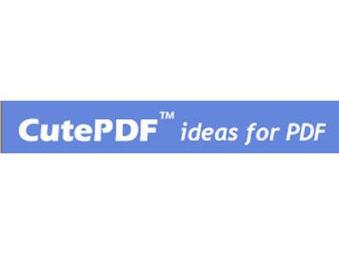 CutePDF Form SDK - File Document Controls and Components ... Cutepdf