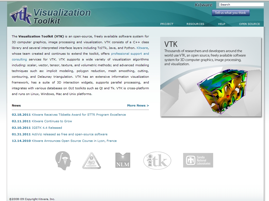 Visualization Toolkit